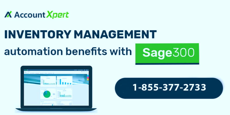 inventory management with Sage 300